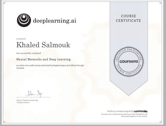 deep learning khaled salmouk